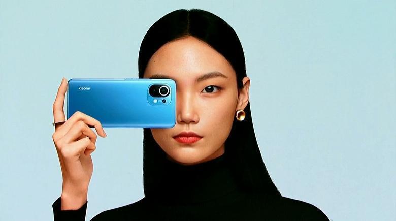 Xiaomi представила первый в мире флагман со Snapdragon 888 – Xiaomi Mi 11