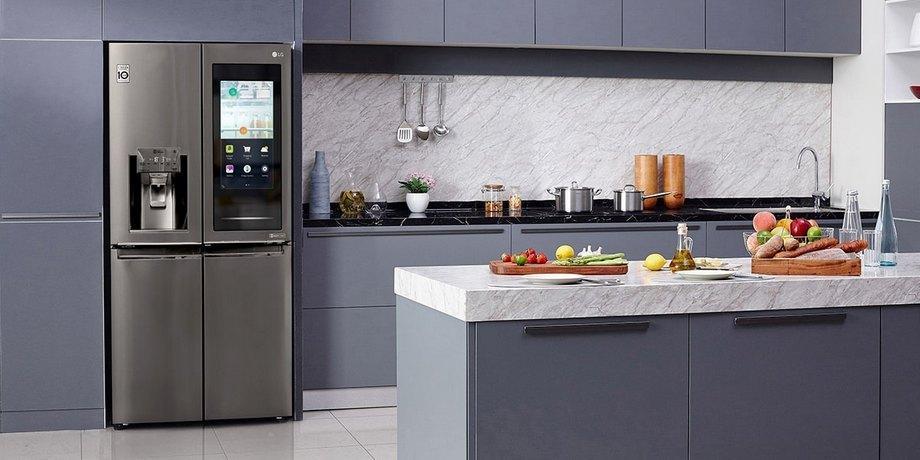 LG представит новые холодильники на CES 2021