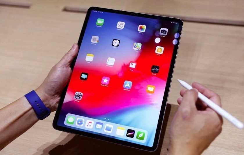 Новый Apple iPad выйдет весной 2021 года