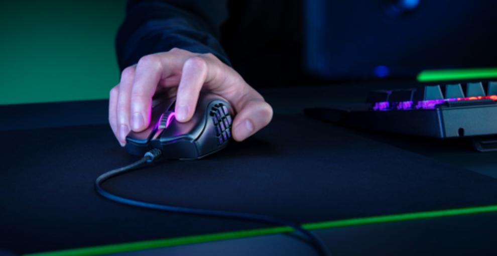 Razer выпустил новую мышь Naga X