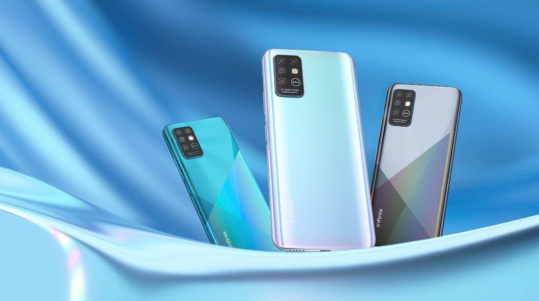 В России стартовали продажи смартфона Infinix Note 8