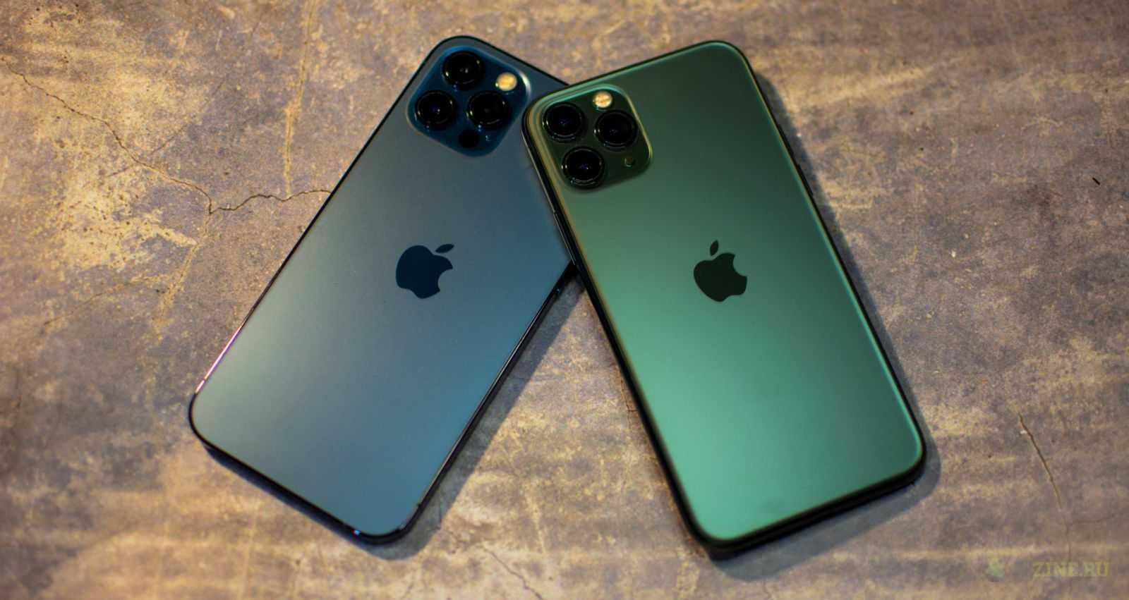 Вот как может выглядеть iPhone 12S Pro с уменьшенной чёлкой