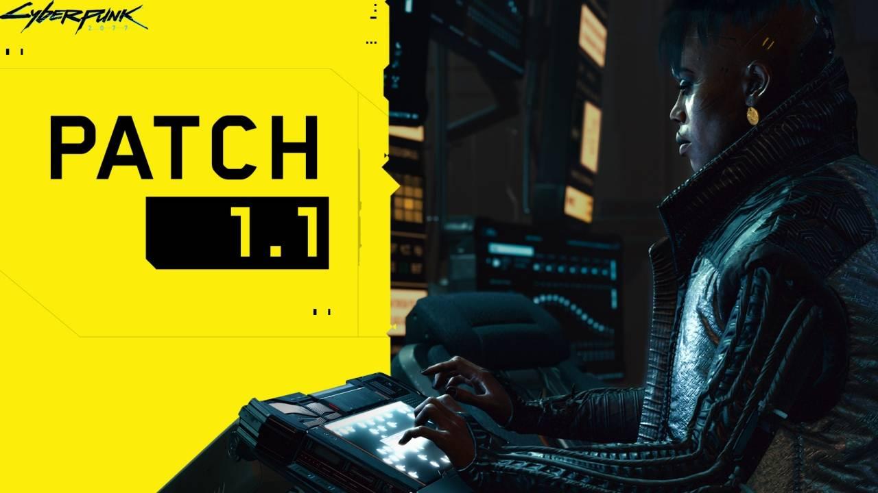 Cyberpunk 2077 Patch 1.1 обещал исправления, а принёс ошибки