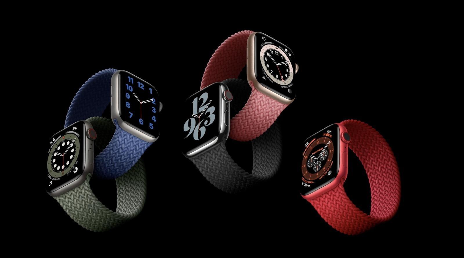 Galaxy Watch 3 и Apple Watch 7 могут получить функцию измерения сахара в крови
