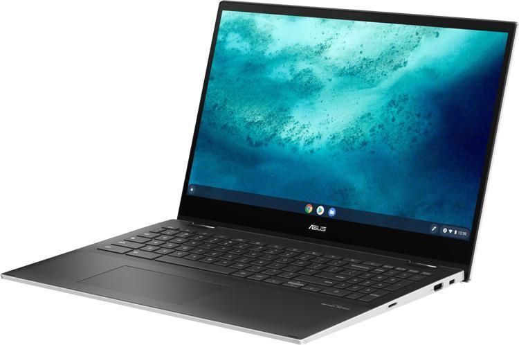 CES 2021: гибридный ноутбук от ASUS с Chrome OS и стилусом