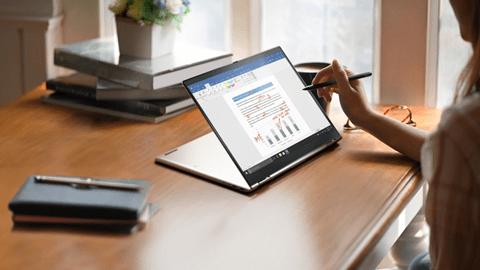 CES 2021: Lenovo ThinkPad X1 Titanium Yoga — самый тонкий ноутбук