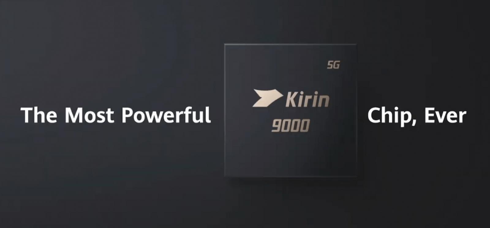 Серии Huawei P50 и Mate 50 будут оснащаться процессорами Kirin 9000