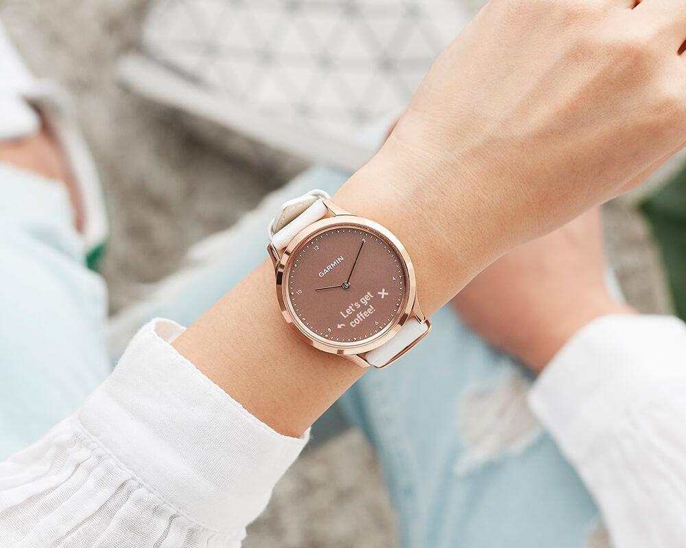Garmin выпустит линейку умных часов специально для женщин