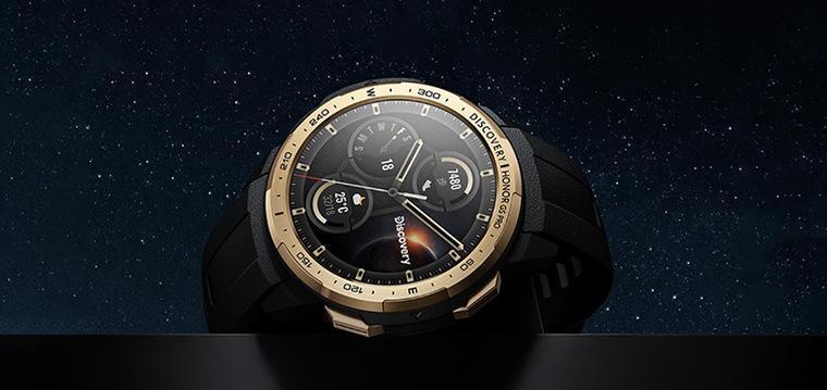 Honor и Discovery совместно выпустили умные часы