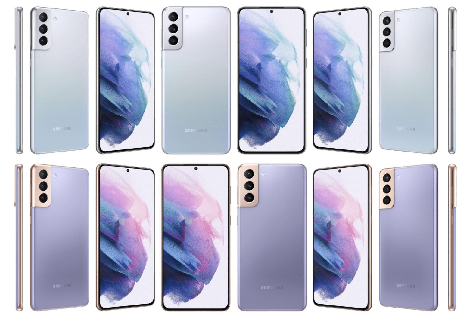 Galaxy Unpacked 2021: прямая трансляция презентации Samsung Galaxy S21