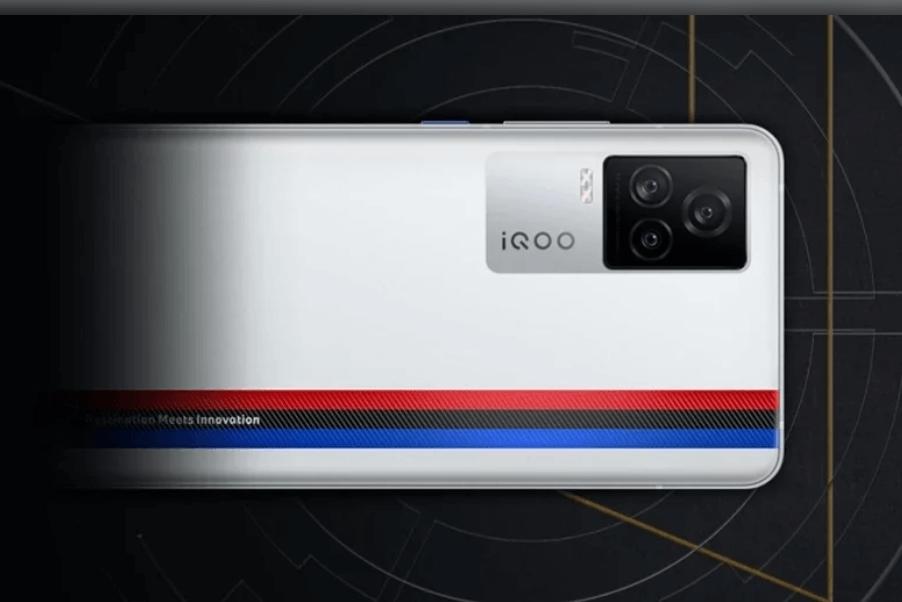 Новые рендеры iQOO 7 демонстрируют две расцветки флагмана
