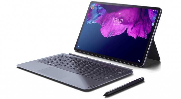 Представлен планшет Lenovo Tab P11 Pro