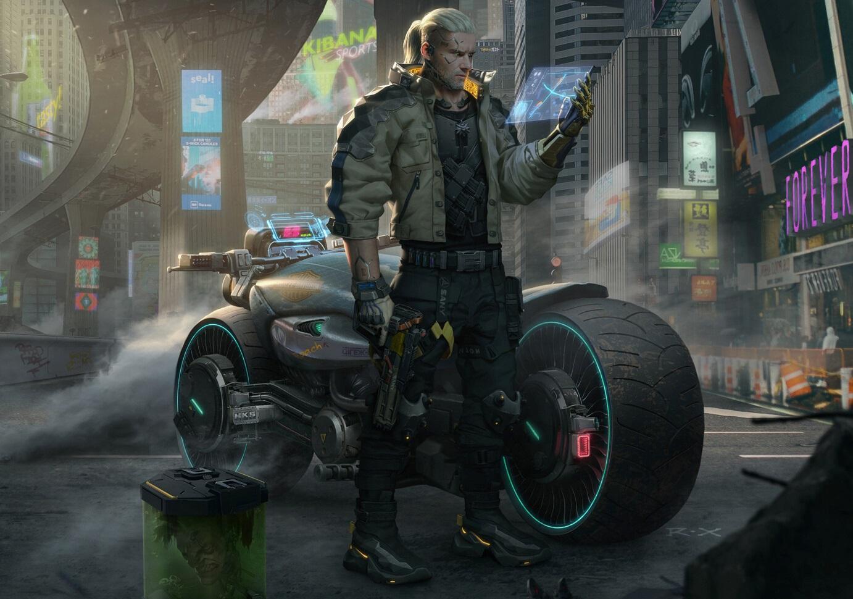 Хакеры продали исходные коды Cyberpunk 2077 и The Witcher 3