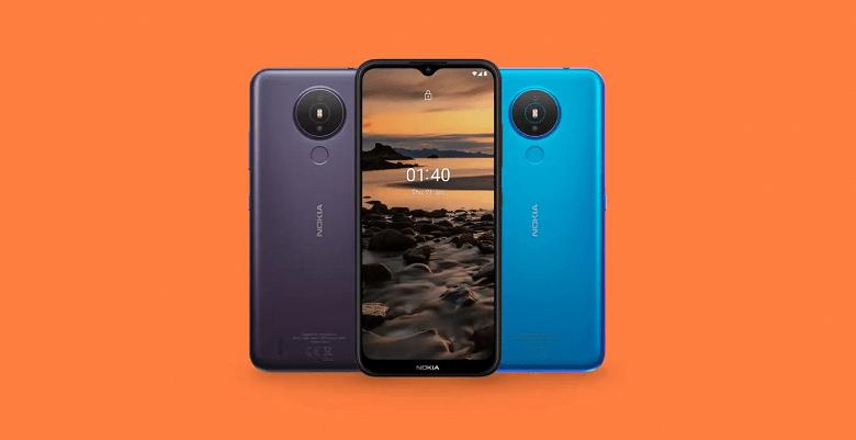 HMD Global представила бюджетный смартфон Nokia 1.4