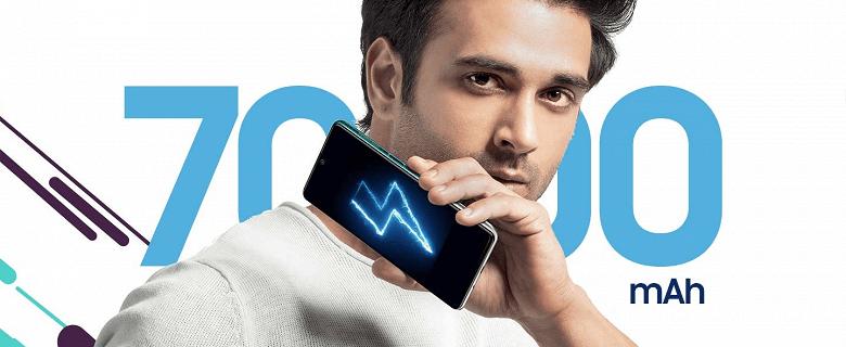 Стартовали продажи смартфона Samsung Galaxy F62 с огромным аккумулятором на 7000 мАч
