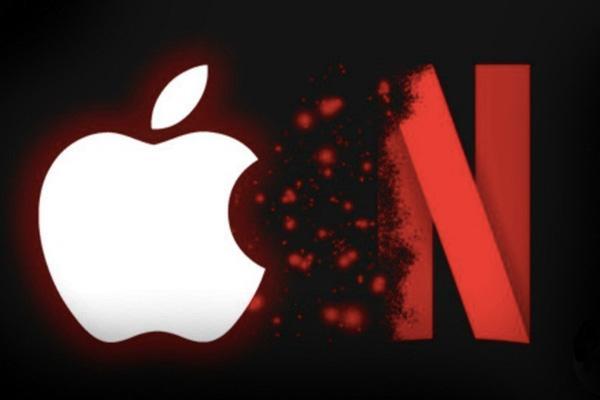 Аналитик: «Apple допустила ошибку, не купив Netflix»