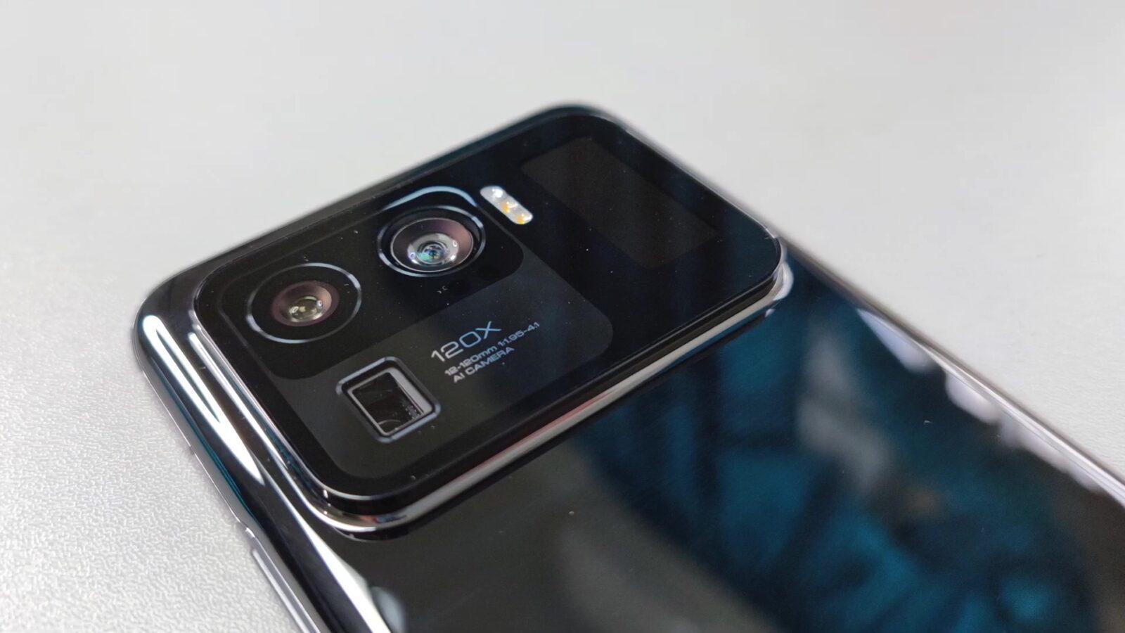 Xiaomi Mi 11 Ultra может получить дисплей для селфи