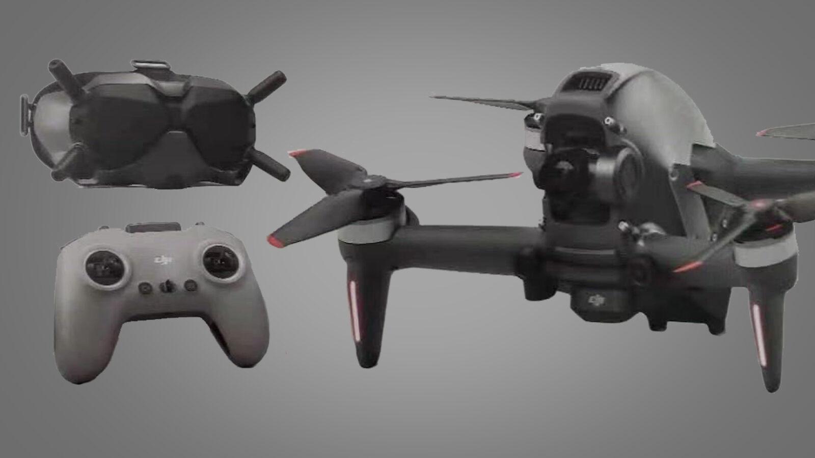 Новейший дрон DJI засветился в видео до официального анонса
