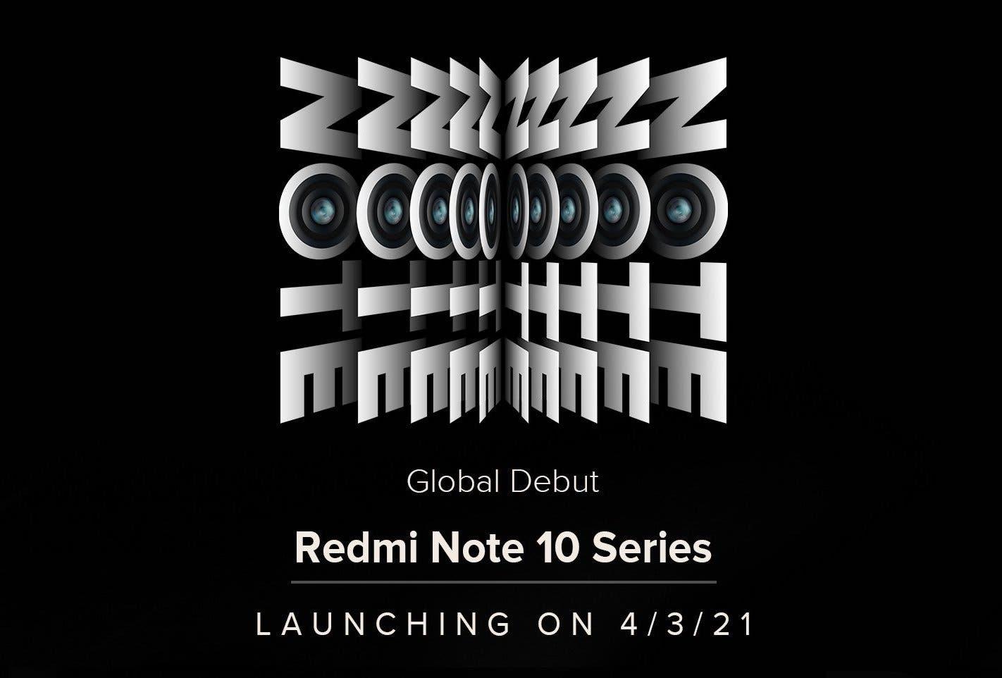 В сеть слили новые подробности о грядущей серии Redmi Note 10