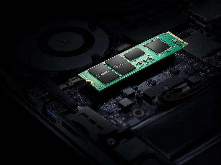 Новая серия SSD-накопителей от Intel: до 2 Тбайт QLC и до 3500 Мбайт/с