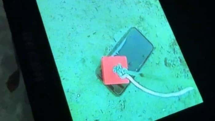 iPhone 11 Pro пролежал на дне замёрзшего озера 30 дней и остался работоспособным