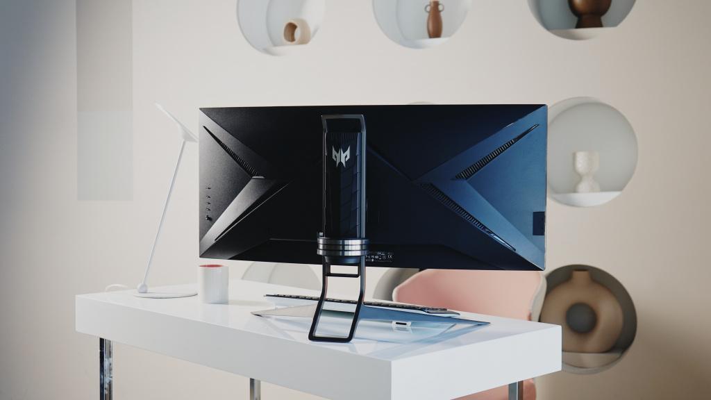Acer представила монитор Predator X34GS