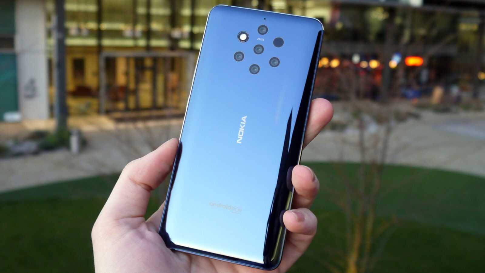 Nokia готовит к выходу бюджетный «игровой смартфон»