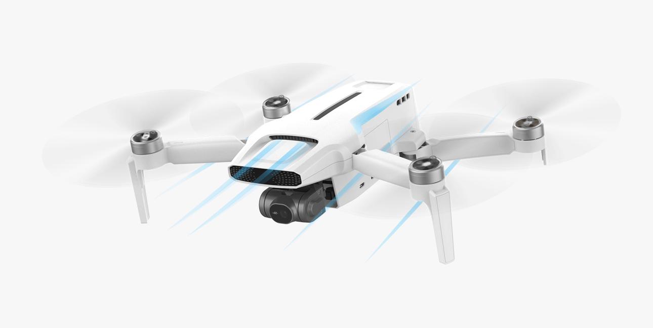 Представлен компактный дрон FIMI X8 Mini