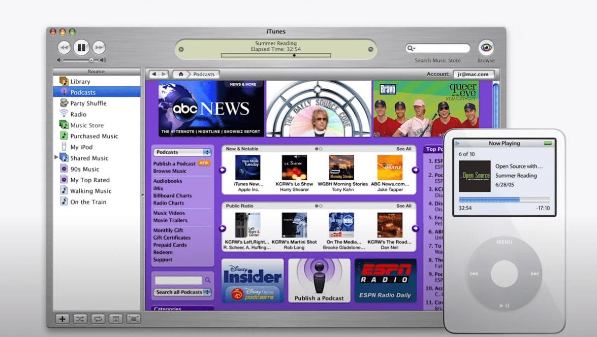 Apple обновила приложение Подкасты