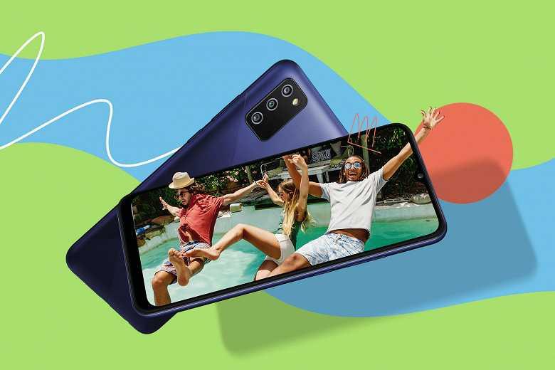 Samsung представила два новых смартфона из линейки Galaxy F