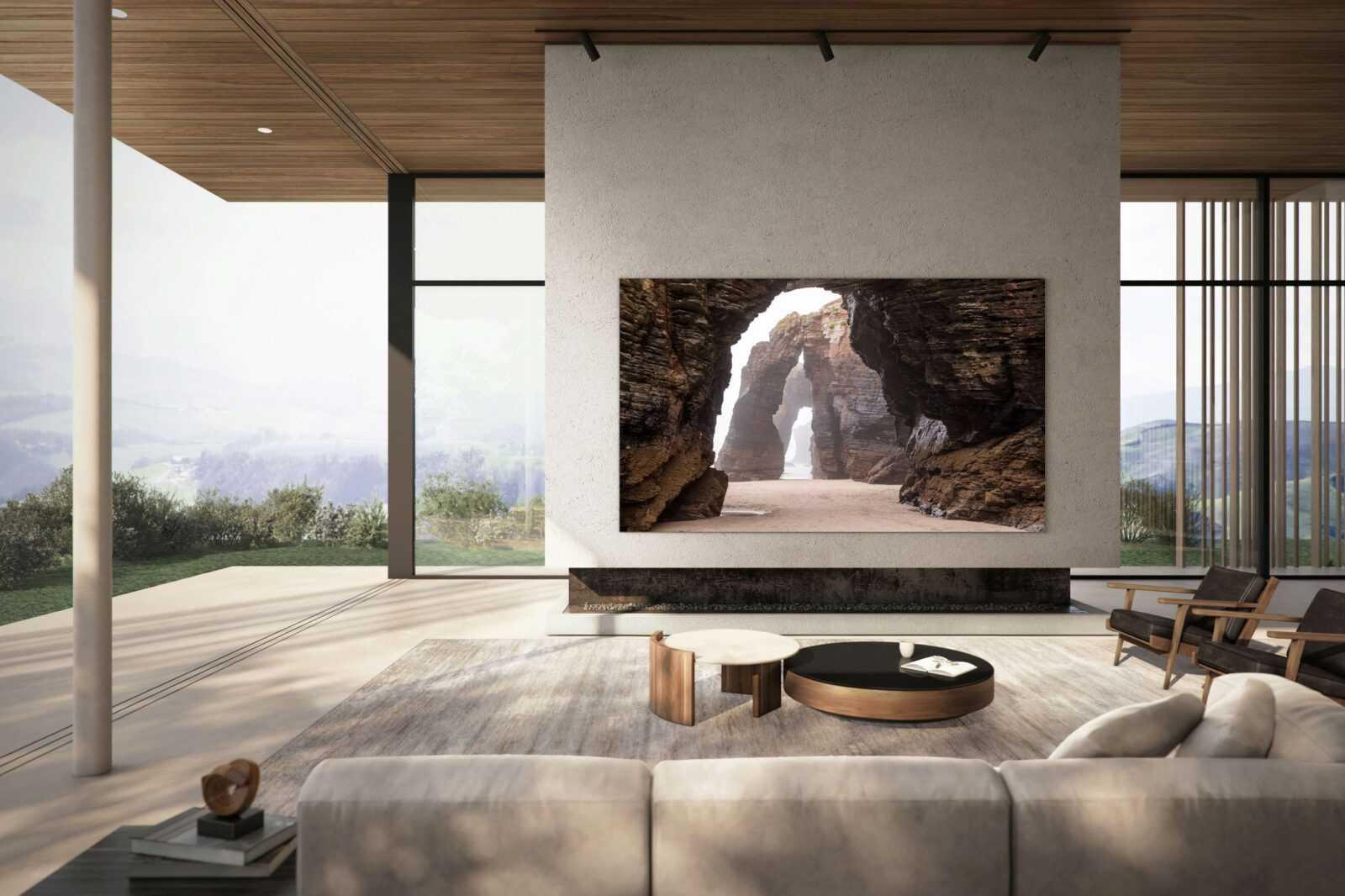 Компания Samsung представила новые телевизоры Neo QLED и Micro LED, и рассказала про технологии