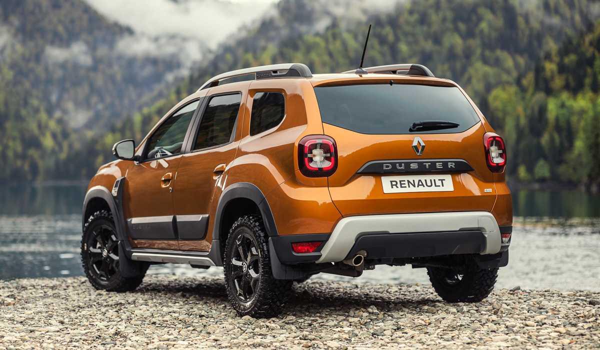 Renault Россия начинает экспортировать новый Duster в СНГ