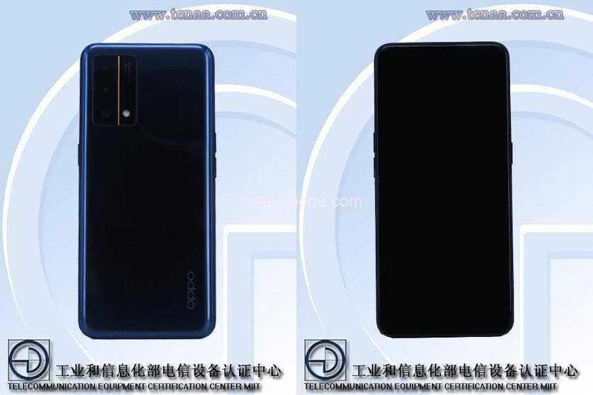 В сеть слили технические характеристики и официальные изображения Oppo Reno 6