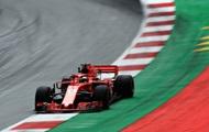 Феттель стал лучшим на третьей практике Гран-при Австрии