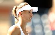 Цуренко претендует на награду 'Прорыв месяца' от WTA