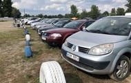 В Украине резко вырос спрос на б/у автомобили
