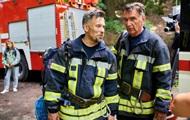 В Украине сняли сериал о спасателях