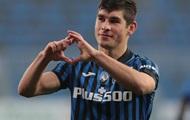 Малиновский - в стартовом составе Аталанты на матч против Ромы