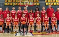 Украинский баскетбольный клуб выступит в Европейской женской лиге