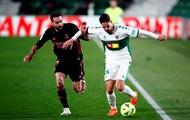 Реал потерял очки в матче против Эльче