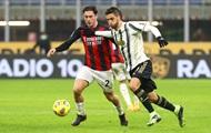 Ювентус в ярком матче обыграл Милан