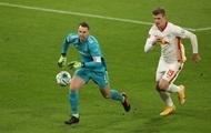 Лейпциг забил Баварии трижды, но не удержал победу