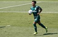 Шахтер может подписать футболиста Палмейрас за рекордную сумму