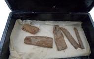 Артефакт из пирамиды Хеопса обнаружили в коробке из-под сигар