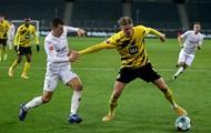 Гладбах обыграл Дортмунд в дерби двух Боруссий