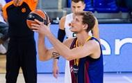 Пустовой стал одним из лучших в команде в победном матче Барселоны
