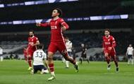 Ливерпуль в результативном матче обыграл Тоттенхэм