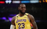 ЛеБрона признали самым высокооплачиваемым баскетболистом в НБА