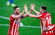 Атлетико обыграл Кадис и увеличил отрыв от Реала в Примере