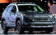 В Украине резко снизились продажи новых авто